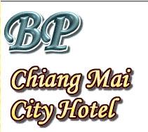 รูปโลโก้ ของ โรงแรม บีพี เชียงใหม่ ซิตี้ โฮเทล { ใกล้ถนนคนเดิน ใกล้วัดพระสิงห์ }