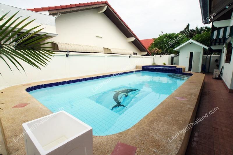 โรงแรม บ้านดุสิต เอเอ พูลวิลล่า หัวหิน ( มี Pool Villa สระส่วนตัว ทำอาหารได้)