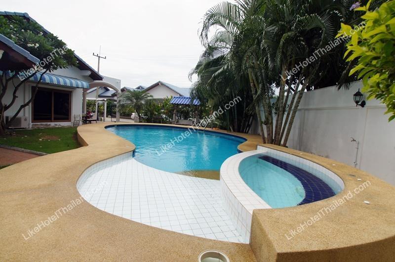 รูปของโรงแรม โรงแรม บ้านศศิเฮ้าส์ พูลวิลล่า หัวหิน  ( 4 ห้องนอน มี Pool Villa สระส่วนตัว ทำอาหารได้ )