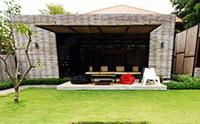 รูปโลโก้ ของ โรงแรม บ้านพักหาดปึกเตียน ลาลูน  บาย  เชซ์ พิบพลี ( 4 ห้องนอน ปิ้งย่าง Free wifi )