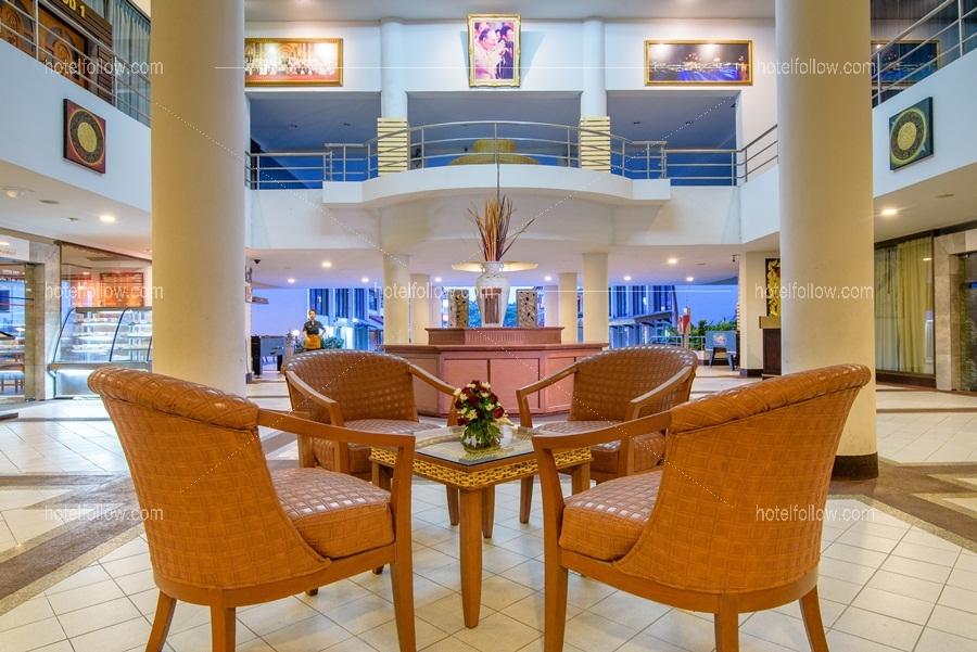 รูปของโรงแรม โรงแรม โกลเด้นบีช ชะอำ