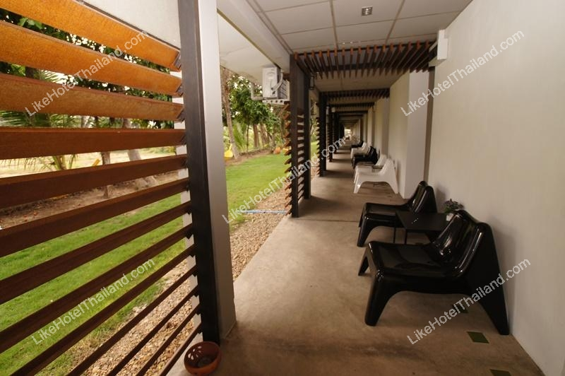 รูปของโรงแรม โรงแรม ฝันดี บูทีค โฮเทล ชะอำ (ใกล้กับฟาร์มแกะสวิสฟาร์ม-ซานโตรินี่)