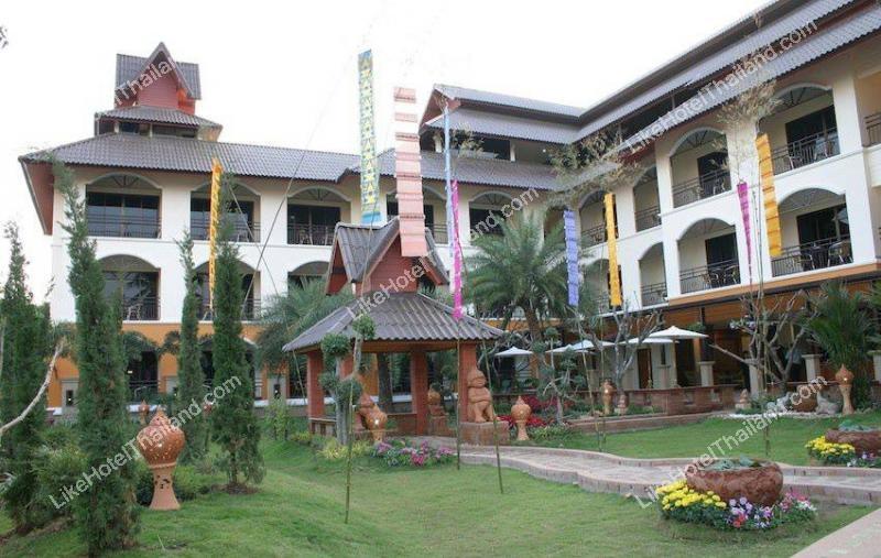 โรงแรม ภูมิไทยการ์เด้นท์