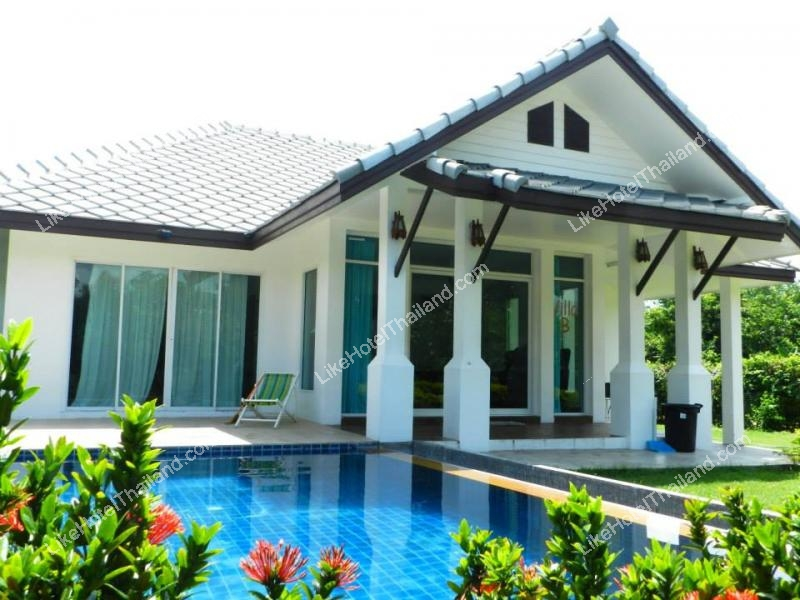 โรงแรม  บ้าน A to D ชะอำ พูลวิลล่า ( สระว่ายน้ำส่วนตัว ปิ้งย่างได้ )