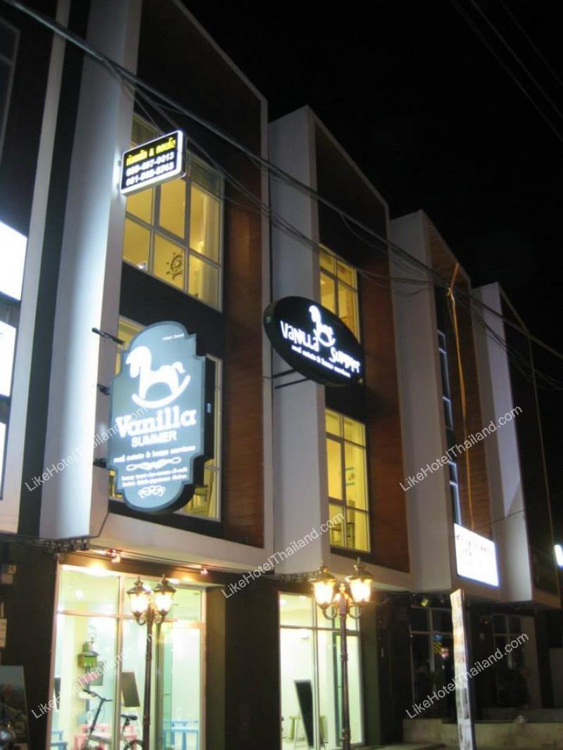 รูปของโรงแรม โรงแรม บ้านวานิลลาซัมเมอร์ หัวหิน
