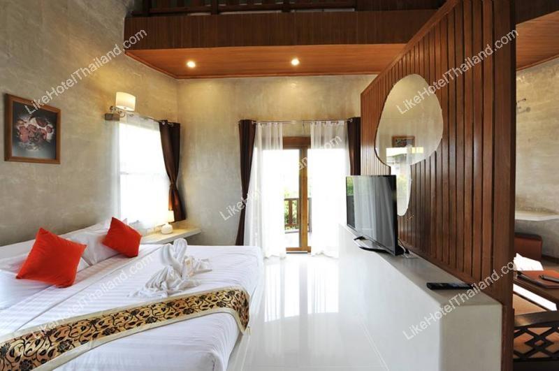 โรงแรม เขาใหญ่ พาโนราม่า รีสอร์ท ( บ้านพักเป็นหลัง สไตล์น่ารัก )