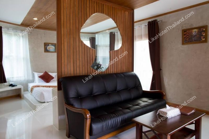 รูปของโรงแรม โรงแรม เขาใหญ่ พาโนราม่า รีสอร์ท ( บ้านพักเป็นหลัง สไตล์น่ารัก )