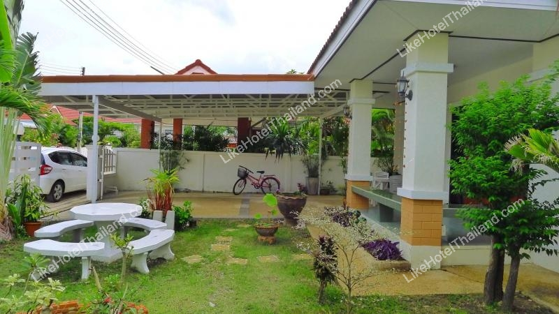 รูปของโรงแรม โรงแรม บ้านโยโกะ แฟมิลี่ หัวหิน ( สระว่ายน้ำ ฟิตเนส ฟรี wifi ทำอาหาร ปิ้งย่างได้ )