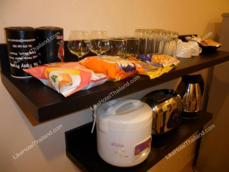 รูปของโรงแรม โรงแรม บ้านฮอลิเดย์โฮม เรือนกาสะลอง หัวหิน ( ปิ้งย่าง ทำอาหารได้ ฟรีไวไฟ )
