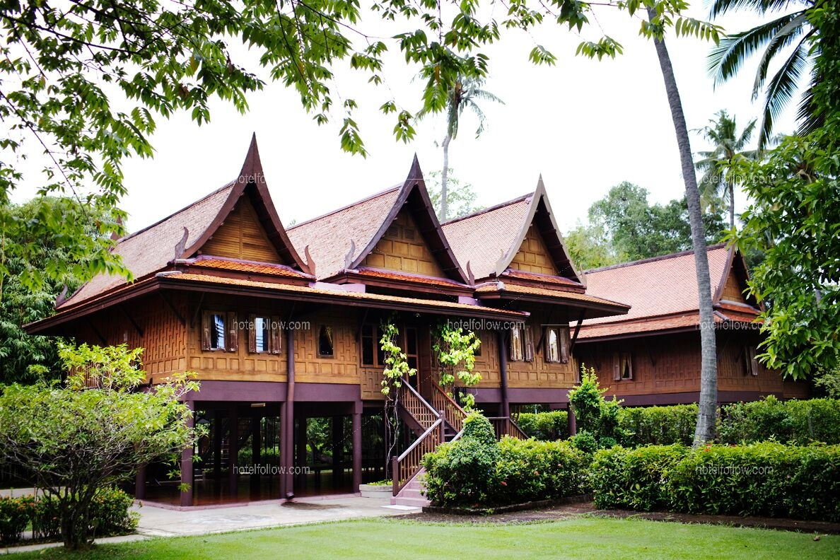 โรงแรม สวนสามพราน (ชื่อเดิม สามพราน ริเวอร์ไซด์ นครปฐม) { ใกล้ฟาร์มจระเข้ ใกล้วัดไร่ขิง ตลาดน้ำดอนหวาย }