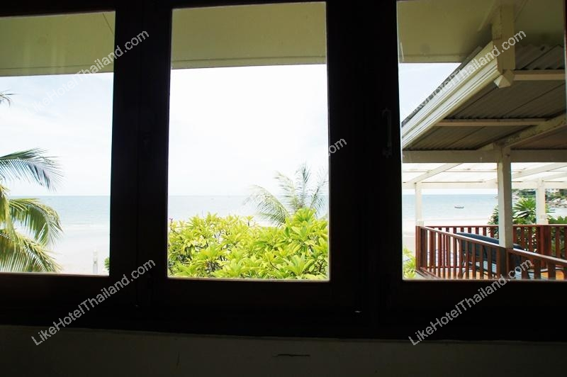 รูปของโรงแรม โรงแรม บ้านป้าโสภา บีชฟร้อนท์ หัวหิน ( บ้านติดทะเล 4 ห้องนอน สระส่วนตัว ปิ้งย่างได้ )