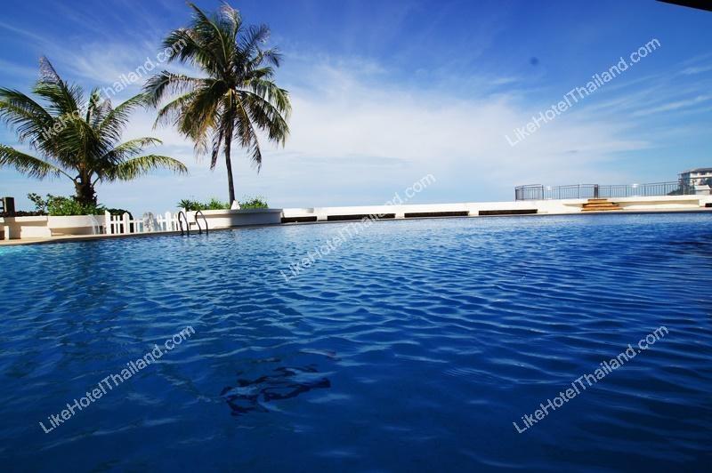 รูปของโรงแรม โรงแรม บ้านทะเลหรรษา หัวหิน ( 2 ห้องนอนใหญ่ ทำอาหารได้ มีสระ ติดทะเล )