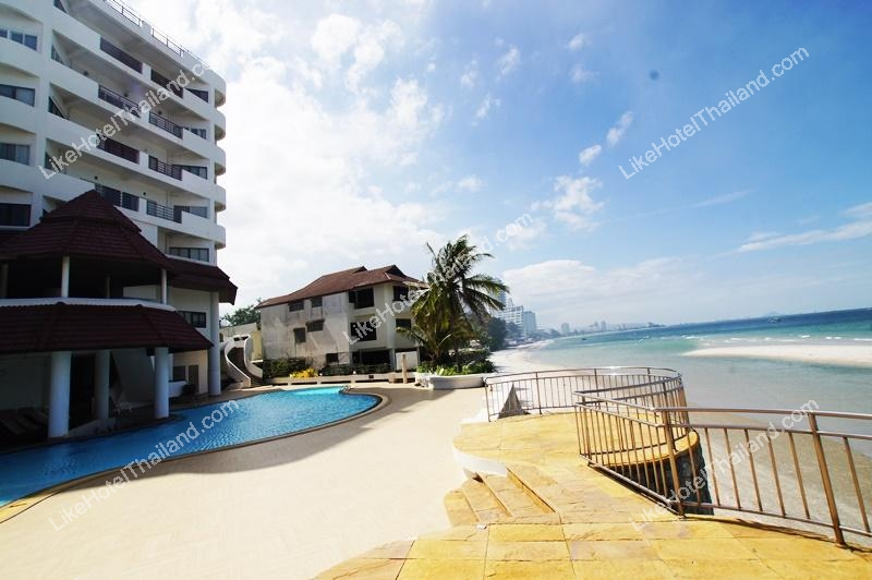 รูปของโรงแรม โรงแรม บ้านรับลมทะเล 360 องศา หัวหิน ( ปิ้งย่าง ทำอาหารได้ มีสระติดทะเล )