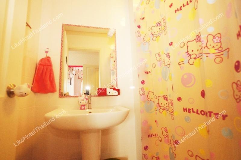 รูปของโรงแรม โรงแรม บ้านพิชชาพร พูลวิว หัวหิน ( ตกแต่งแนวการ์ตูนลายคิตตี้ ทั้งห้อง )