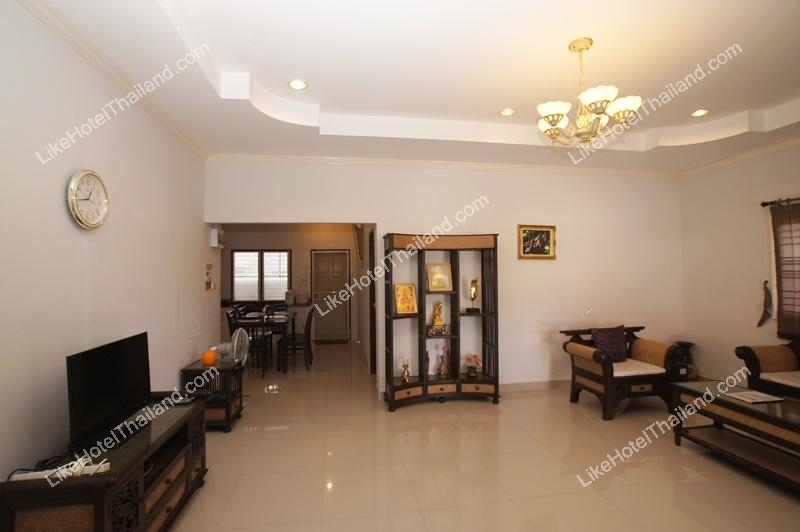 รูปของโรงแรม โรงแรม บ้านมายปาร์ตี้โฮม หัวหิน ( มีครัวทำอาหารได้ ปิ้งย่างได้ หลังใหญ่ )