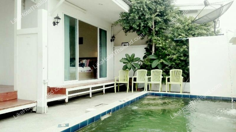รูปของโรงแรม โรงแรม บ้านในฝัน 1 พูลวิลล่า หัวหิน ( 3 ห้องนอน ปิ้งย่าง สระส่วนตัว )