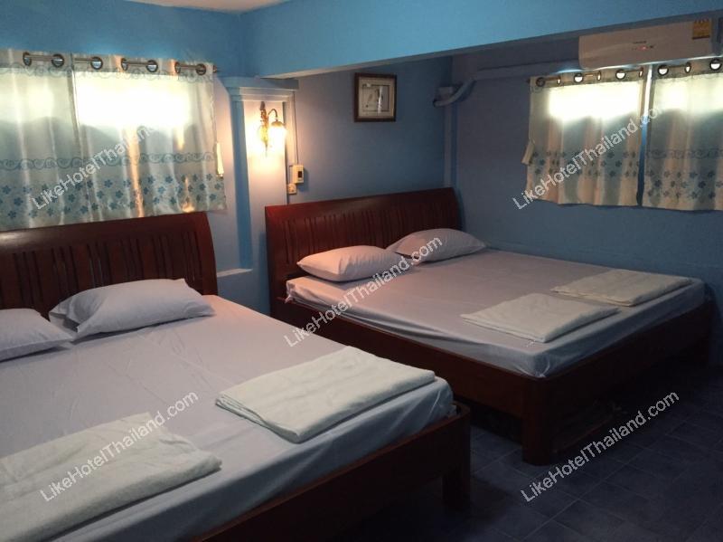 รูปของโรงแรม โรงแรม บ้านเจริญมงคล หัวหิน ( ฟรี ไวไฟ 5 นอน ทำอาหาร ปิ้งย่างได้ เสียงดังได้ )