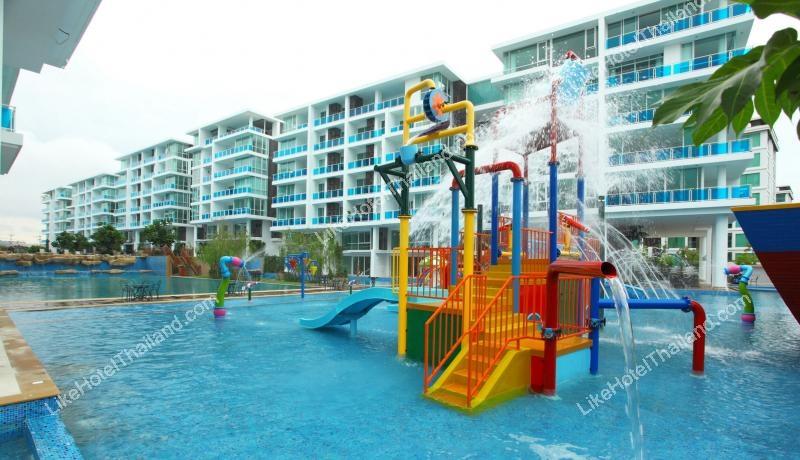 รูปของโรงแรม โรงแรม บ้านฝ้าย แฟมิลี่พูลวิว หัวหิน ( ติดทะเล มีสวนน้ำในที่พัก พร้อมเครื่องเล่น )