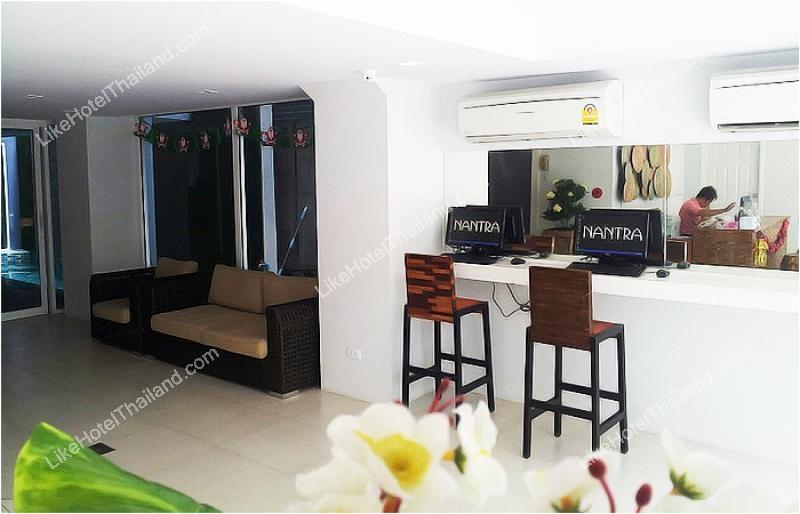 รูปของโรงแรม โรงแรม นันทรา เฉวงบีช เกาะสมุย สุราษฎร์ธานี