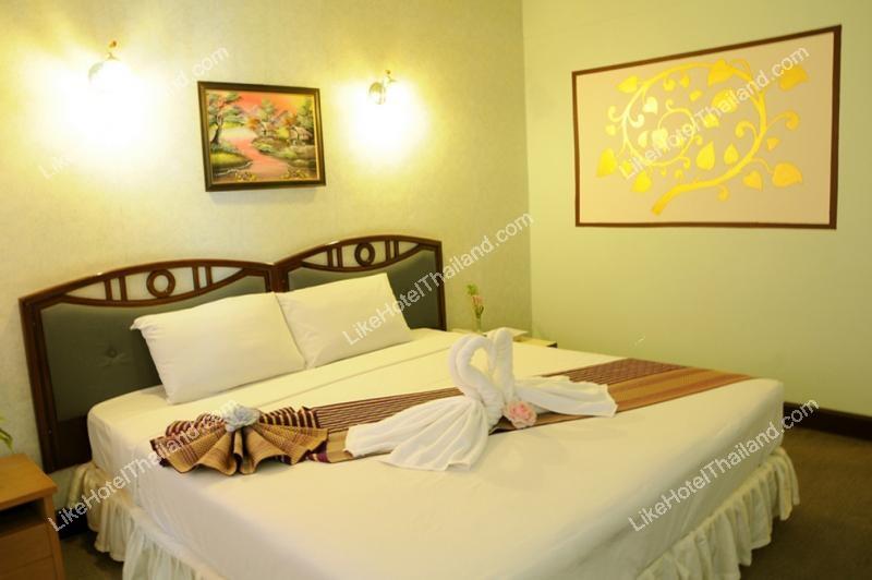 รูปของโรงแรม โรงแรม อมรินทร์นคร พิษณุโลก {ที่พักใกล้ตลาดไนท์บาร์ซ่า}