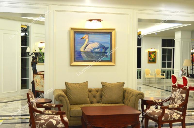 รูปของโรงแรม โรงแรม เคนซิงตัน อิงลิช การ์เด้น รีสอร์ท เขาใหญ่