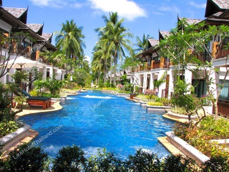 รูปของโรงแรม โรงแรม ไร่เลย์ วิลเลจ รีสอร์ท แอนด์ สปา กระบี่