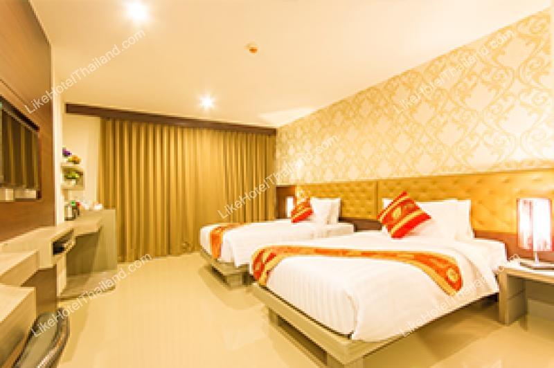 โรงแรม เฮมิงเวย์ ซิลค์ ป่าตอง ภูเก็ต