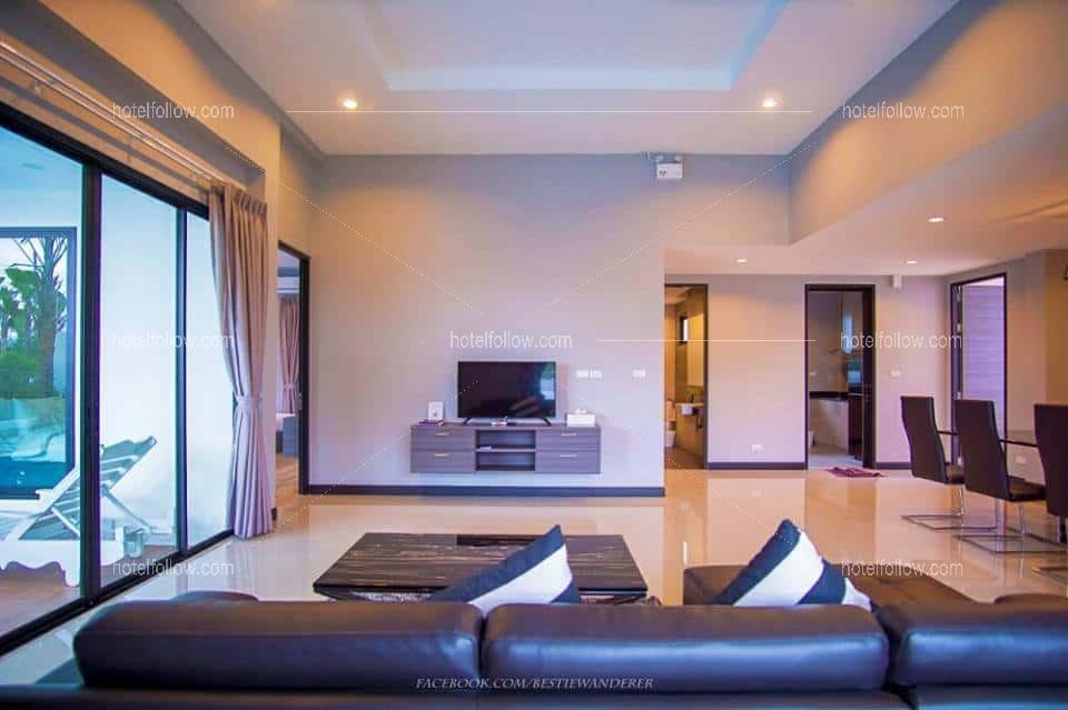 Private Pool Villa 2 BR