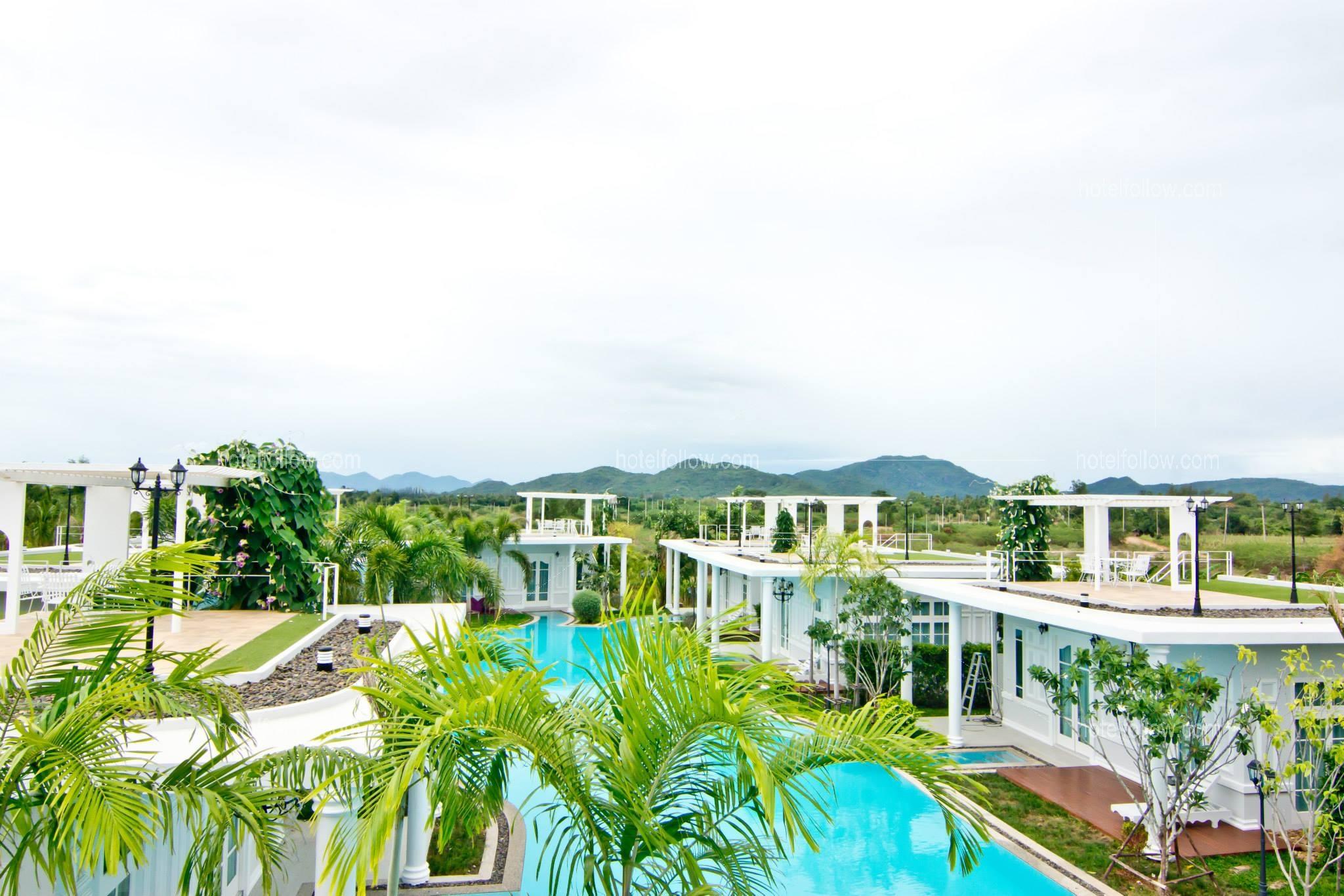 รูปของโรงแรม โรงแรม เดอะ ซีเคร็ต การ์เด้น หัวหิน ( สระน้ำติดบ้านทุกหลัง ปิ้งย่างได้ )