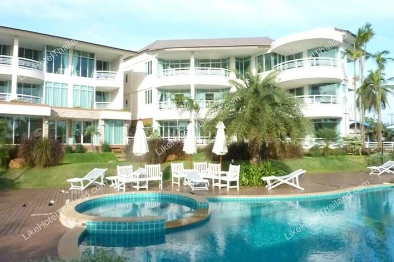 รูปของโรงแรม โรงแรม มากะธานี รีสอร์ท เกาะหมาก