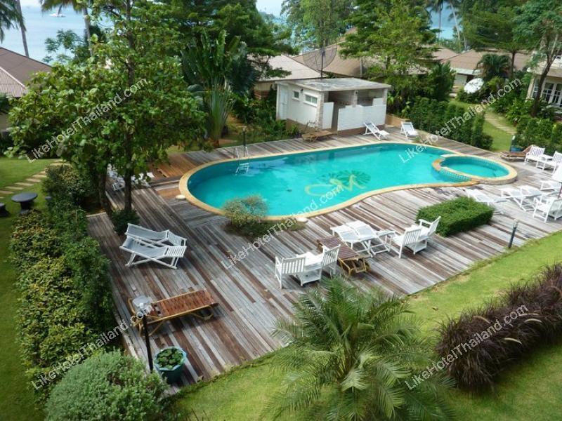 โรงแรม มากะธานี รีสอร์ท เกาะหมาก