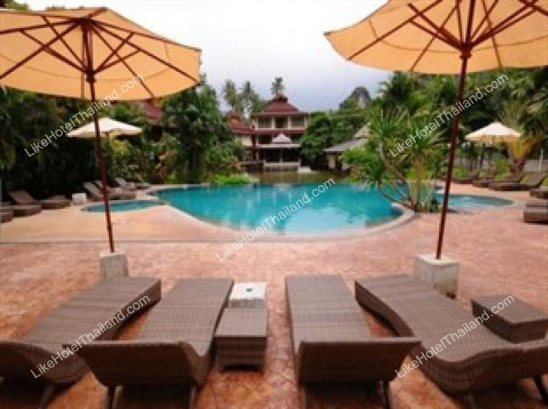 รูปของโรงแรม โรงแรม ไร่เลย์ ปริ้นเซส รีสอร์ท แอนด์ สปา กระบี่
