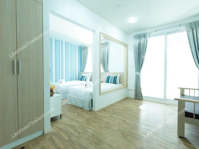 รูปของโรงแรม โรงแรม ดี แอท ซี สัตหีบ ชลบุรี