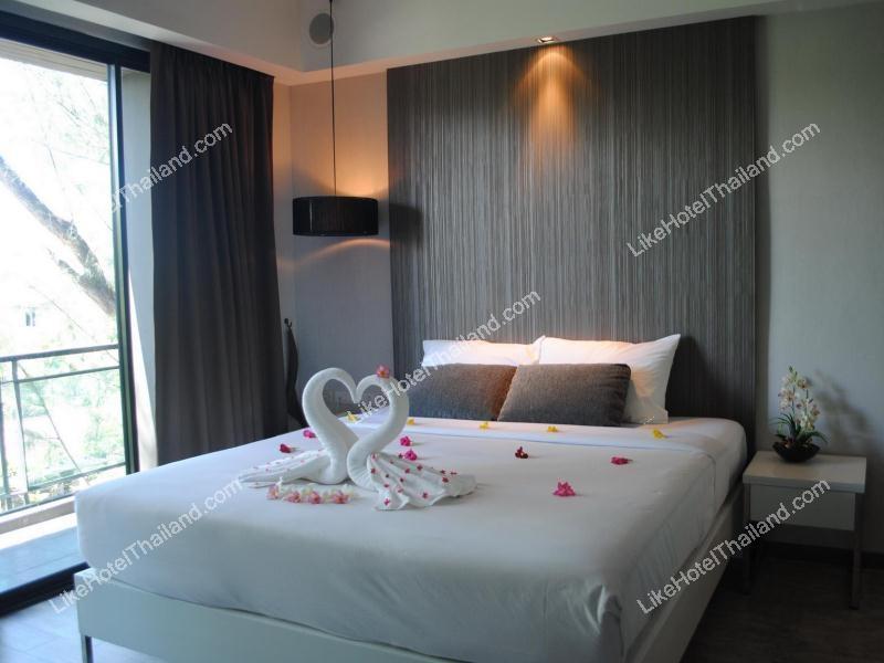 รูปของโรงแรม โรงแรม อินน์ เรสซิเดนท์ เซอร์วิส สูท พัทยา