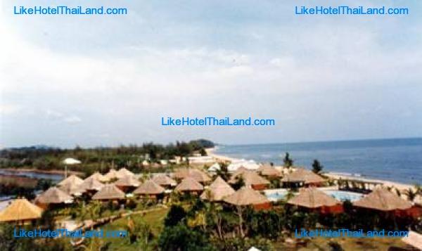 โรงแรม บ้านเพ คาบาน่า หาดดวงตะวัน ระยอง