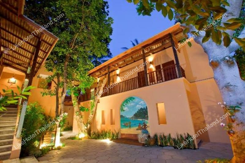 รูปของโรงแรม โรงแรม  บุรีรสา เกาะพะงัน