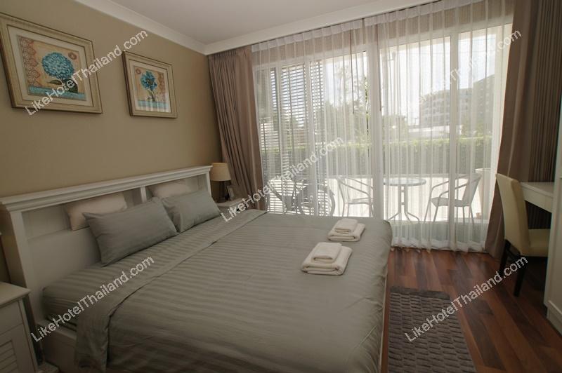 รูปของโรงแรม โรงแรม บ้านภัทรา พูลวิว หัวหิน ( 2 นอน ที่พักมีสระว่ายน้ำติดทะเล )