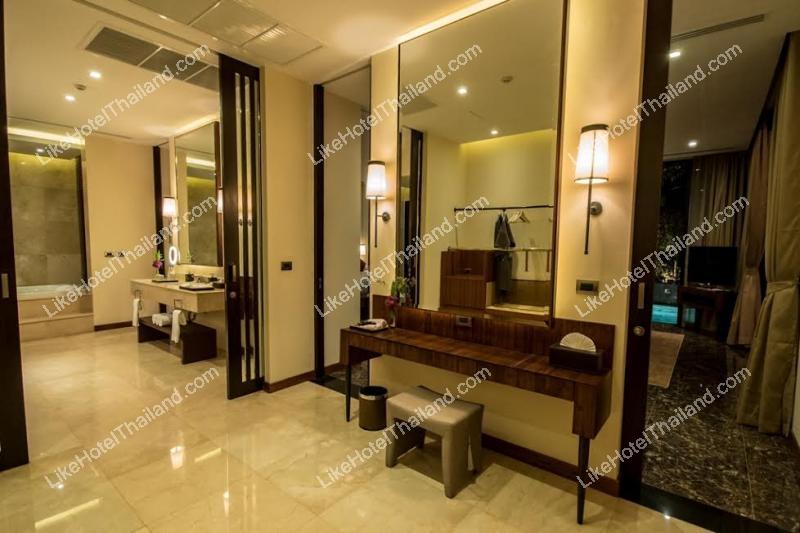 1 BR Pool Villa Suite (พัก 2 ท่าน)