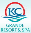 รูปโลโก้ ของ โรงแรม เคซี แกรนด์ รีสอร์ท & สปา หาดทรายขาว เกาะช้าง