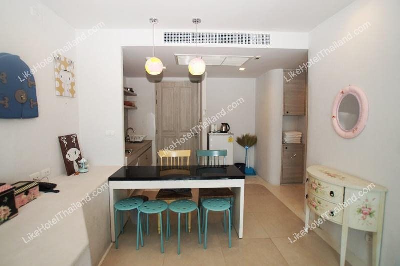 Playground Family One Bedroom Pool and Sea View (พัก 5 ท่าน)
