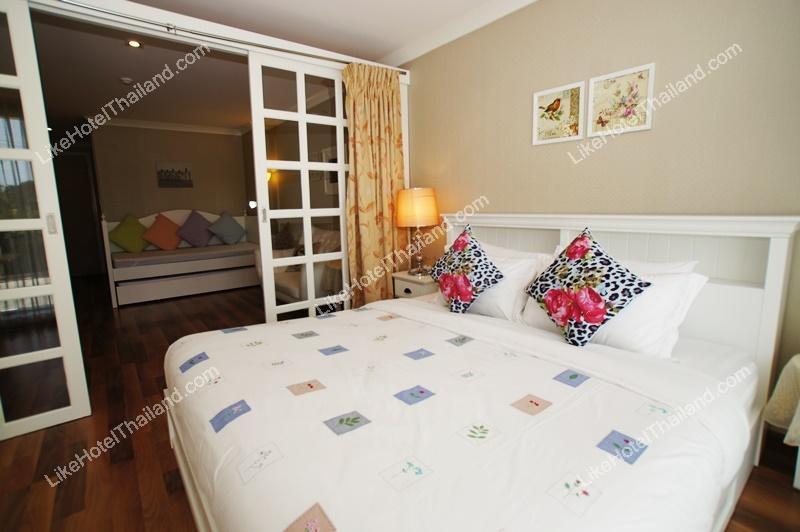 One Bedroom Balcony Access (พัก 4 ท่าน)