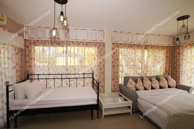 รูปของโรงแรม โรงแรม บ้านรัชณัน ชะอำ-หัวหิน { 2 ชั้น 3 นอน ปิ้งย่าง ทำอาหาร สระติดทะเล }