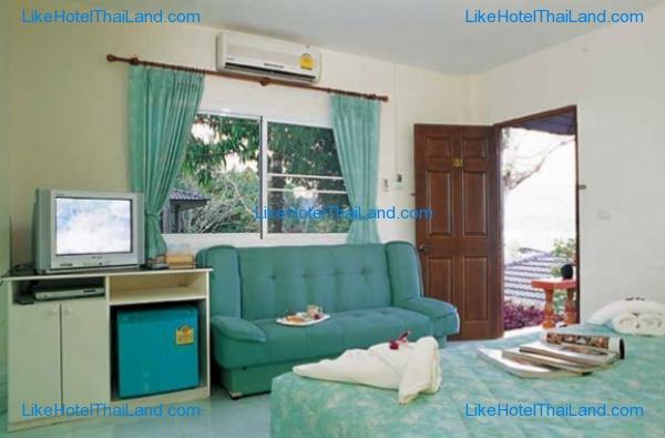 รูปของโรงแรม โรงแรม เกาะช้าง มารีน่า แอนด์ รีสอร์ท อ่าวสลักเพชร ตราด