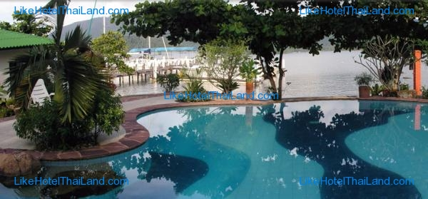 โรงแรม เกาะช้าง มารีน่า แอนด์ รีสอร์ท อ่าวสลักเพชร ตราด