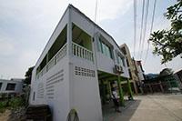 รูปโลโก้ ของ โรงแรม บ้านตะเกียบวิวทะเล หัวหิน { ใกล้ที่เที่ยว ปิ้งย่าง ทำอาหารได้ }