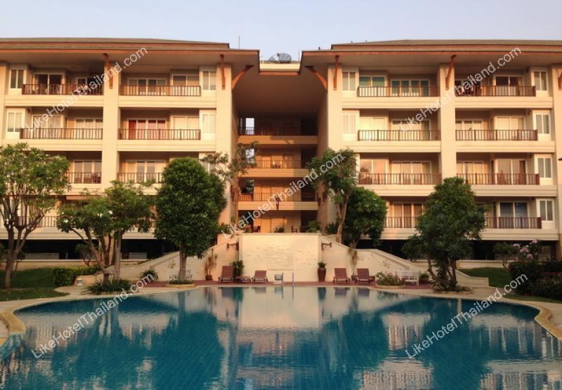 รูปของโรงแรม โรงแรม บ้านฮอลิเดย์ทะเลสำราญ ชะอำ
