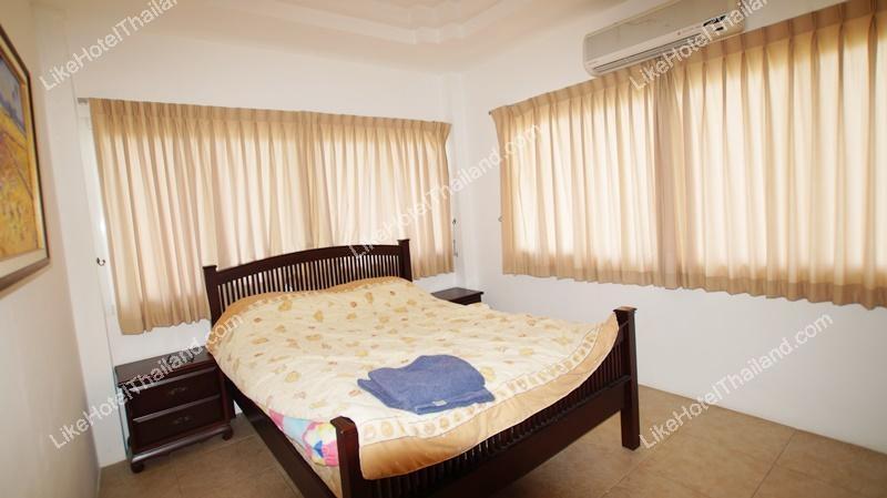 รูปของโรงแรม โรงแรม บ้านสงกรานต์ พูลวิลล่า หัวหิน { 3 นอน ปิ้งย่าง ทำอาหารได้ }