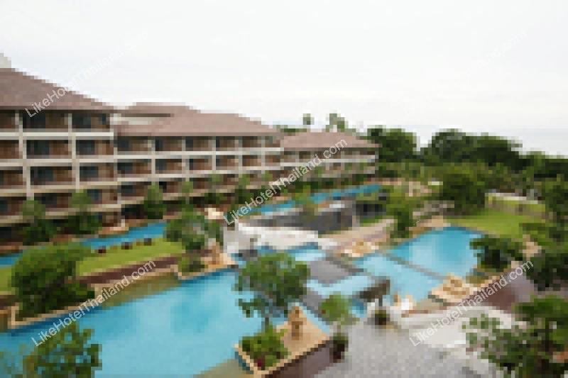 รูปของโรงแรม โรงแรม เดอะ เฮอริเทจ พัทยา บีช รีสอร์ท