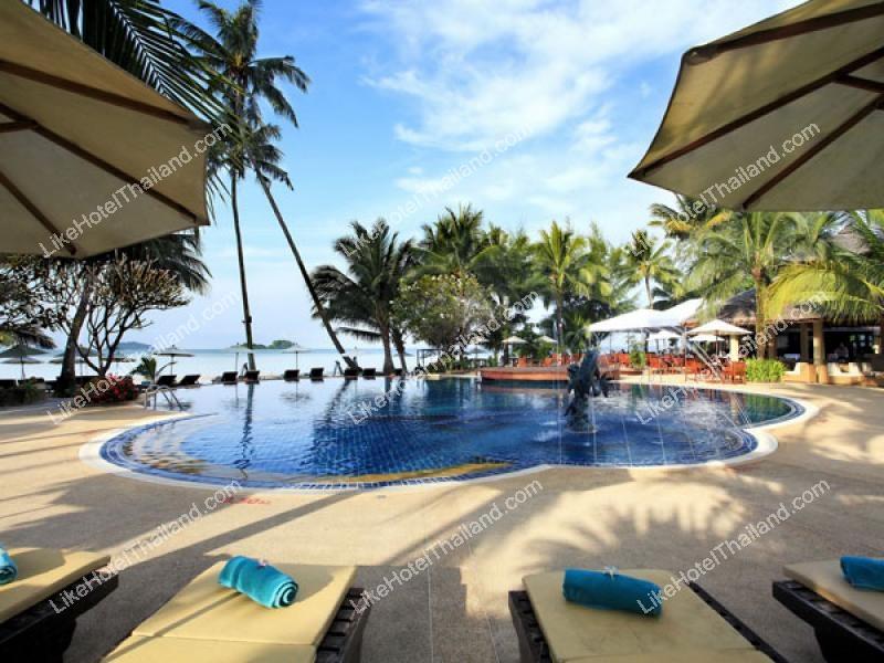 โรงแรม เซ็นทารา เกาะช้าง ทรอปิคาน่า รีสอร์ท หาดคลองพร้าว