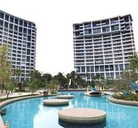 รูปโลโก้ ของ โรงแรม บ้านริมทะเลเพ้นท์เฮ้าส์